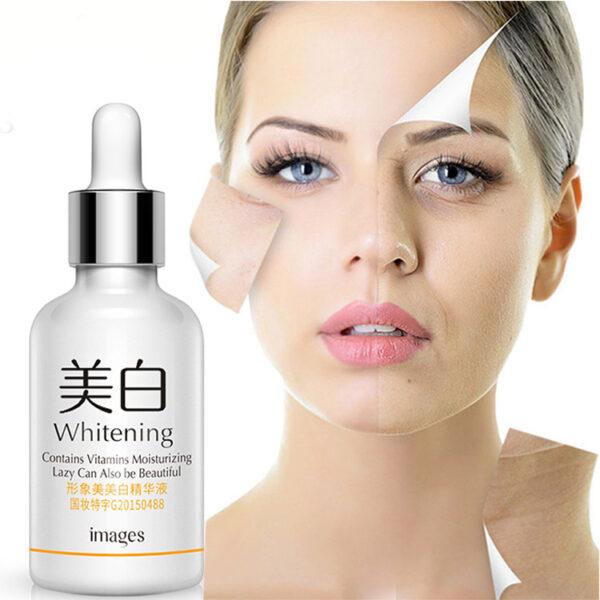 Витаминная сыворотка Images для осветления и сияния кожи V7 whitening (15 мл)